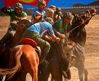 Buzkashi Tournament, Bishkek