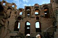 Colosseum at El Jem, Tunisia