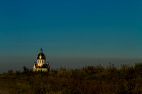 Orthodox church in the morning - Lviv, Ukraine